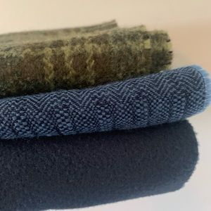 2/$18 Blue + Green / General Neutral/ Scarf Bundle